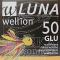 PROUZKY TEST.WELLION LUNA GLU