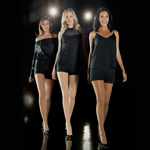 Punèochové kalhoty mediven® elegance