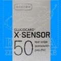 PROUZKY TEST.GLUCOCARD X-SENSOR