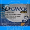 PROUZKY TEST.SD-CHECK GOLD