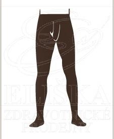 Punèochové kompresivní kalhoty<br />Maxis Micro pánské II.kt
