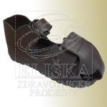 Ochranná bota k fixacím (sádra, ortéza, bandáž)