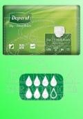 Depend Slip Super - Prodyšné absorpèní kalhotky