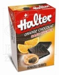 HALTER BONBONY POMERANC+COKOLAD