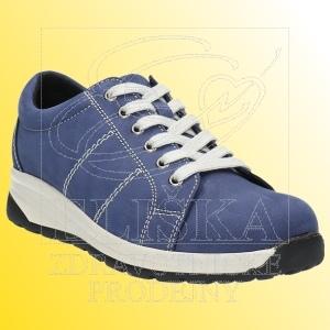 Dámská diabetická obuv MEDI Alma modrá