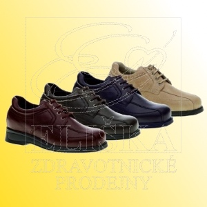 Dámská diabetická obuv MEDI Hanka - béžová