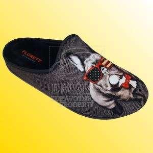 Domácí obuv Florett 02.640/61 Benno