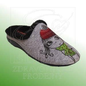 Domácí obuv Florett 02.749/68