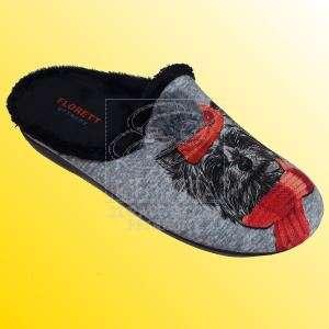 Domácí obuv Florett 02.775/61 Chipsy