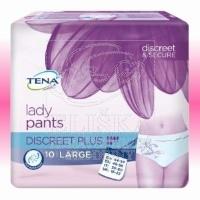 Diskrétní kalhotky<br />TENA Lady Pants Discreet Plus Large