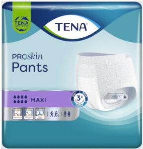 Natahovací kalhotky TENA Pants Maxi Large