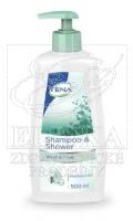 TENA Shampoo and Shower - šampon a sprchový gel