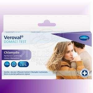 Veroval® DOMÁCÍ TEST<br />Chlamydie