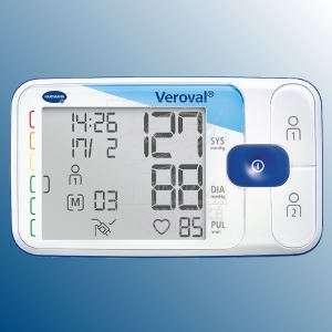 Veroval® Krevní tlak<br />Pažní tlakomìr pro pøesné a šetrné mìøení