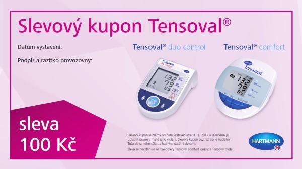 Slevový kupon Tensoval®