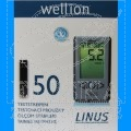Testovací proužky Wellion Linus