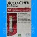 Testovací proužky Accu-Chek Performa