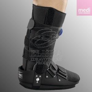 Ortéza hlezenní protect.Air Walker boot<br />Fixační chodicí ortéza s přídatnou možností nafouknutí boty