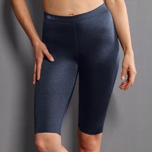 Sportovní kompresní masážní šortky<br>Anita 1691 blue iris
