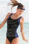 Plavky jednodílné Anita 6274