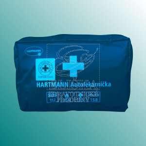 Autolékárnièka Hartmann modrá