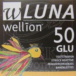 Testovací proužky LUNA GLU