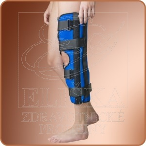 Ortéza kolenní rovná OK 03