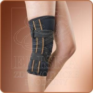 Ortéza kolenní s boèní fixací typ 3