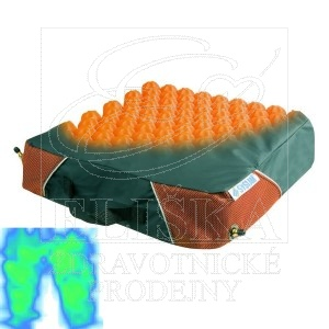 Podložka antidekubitní sedací vzduchová<br />Polyair 10