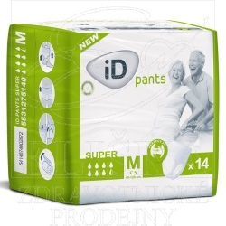 iD Pants Medium Super