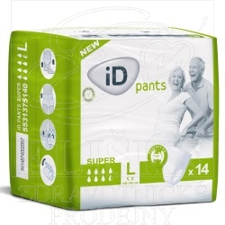 iD Pants Large Super