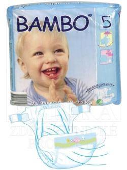 Dětské plenkové kalhotky<br />Bambo Nature Junior 12-22kg
