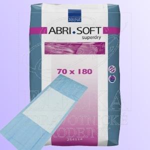 Podložky Abri Soft SuperDry se záložkami 70x180cm