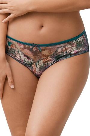 Kalhotky Amoena 44704 Maxine<br />Dark Jade/Multi