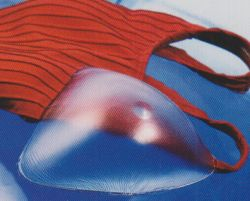 Prsní epitéza Amoena Aqua Wave