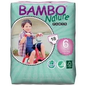 Dětské tréninkové kalhotky<br />Bambo Nature Pants XL 18+ kg