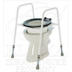 Nástavec na WC DMA 510/E přenosný