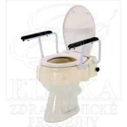 Nástavec na WC DMA 580 s madly
