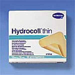 Hydrocoll thin<br />Rychle savé hydrokoloidní krytí pro vlhkou terapii