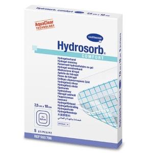 Hydrosorb Comfort<br />Transparentní gelové krytí pro vlhké hojení rány