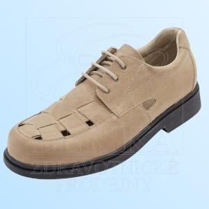 Pánská diabetická obuv MEDI Adam