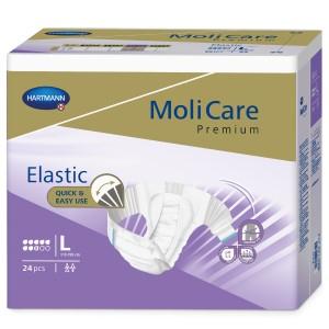Absorpční kalhotky<br />MoliCare Elastic 8 kapek L