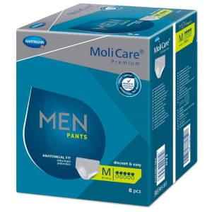 Pánské absorpční spodní prádlo<br />MoliCare Men Pants 5 kapek M