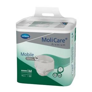 Absorpční natahovací kalhotky<br /> MoliCare Mobile 5 kapek M