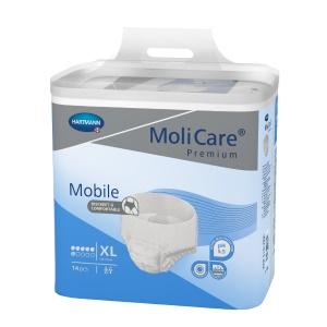 Absorpční natahovací kalhotky<br /> MoliCare Mobile 6 kapek XL