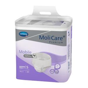 Absorpční natahovací kalhotky<br /> MoliCare Mobile 8 kapek S