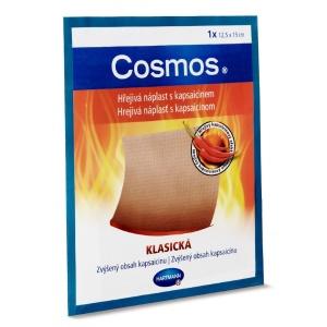 Cosmos Hřejivá náplast s kapsaicinem klasická