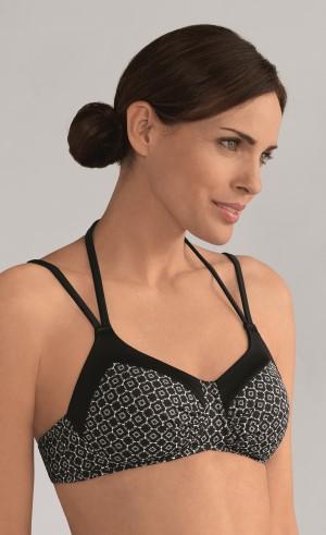 Plavky pro ženy po ablaci prsu<br />Amoena 71117 Ayon<br />jen podprsenka