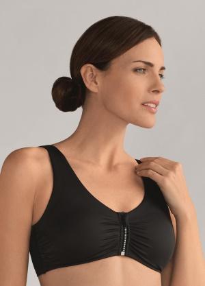Plavky pro ženy po ablaci prsu<br />Amoena 71123 Cocos<br />jen podprsenka