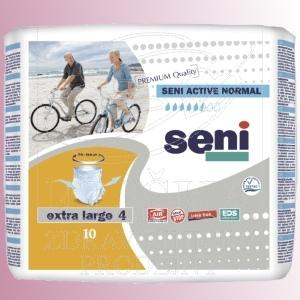 Natahovací elastické absorpční kalhotky<br />Seni Active Normal extra Large